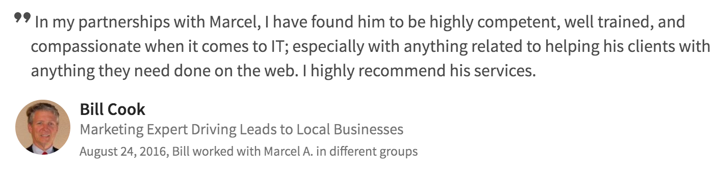 seo web development testimonial 4